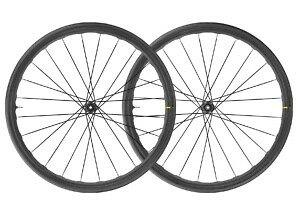 Mavic Ksyrium UST Disc Wheelset - Roe Valley Cycles