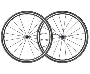 Mavic Ksyrium UST Wheelset - Roe Valley Cycles