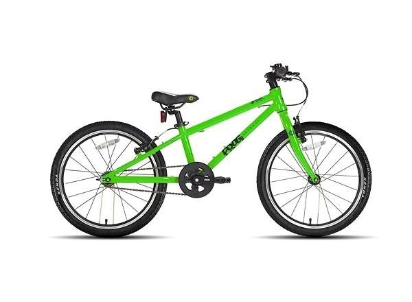 frog 52 single speed green