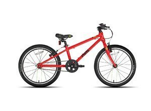 frog 52 single speed red