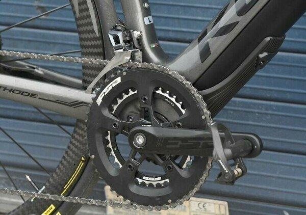 kuota kathode diamante nero e-bike 2