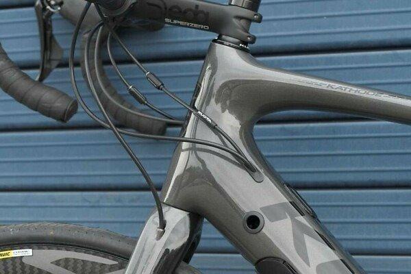 kuota kathode diamante nero e-bike 4