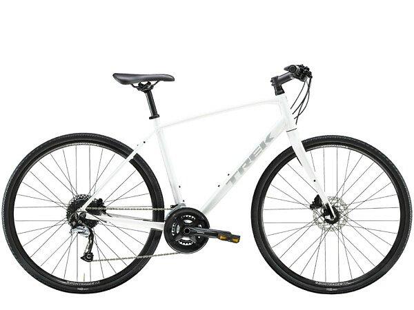 Trek FX 3 Disc Hybrid Bike - 2020 - Roe Valley Cycles