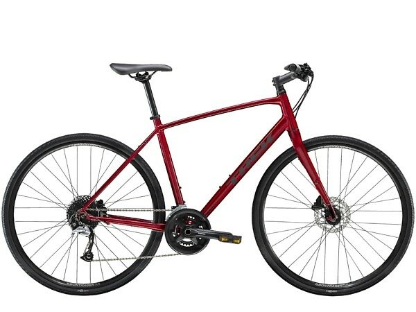 Trek FX 3 Disc Hybrid Bike - 2021 - Roe Valley Cycles