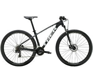 Trek Marlin 5 Mountain Bike (2020) - Matte Trek Black - Roe Valley Cycles