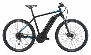 Giant Explore E+ 4 GTS Electric Hybrid Bike - 2020