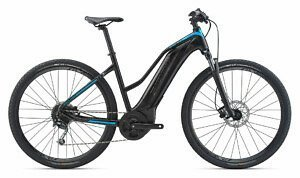 Giant Explore E+ 4 Stagger Frame Electric Hybrid Bike - 2020