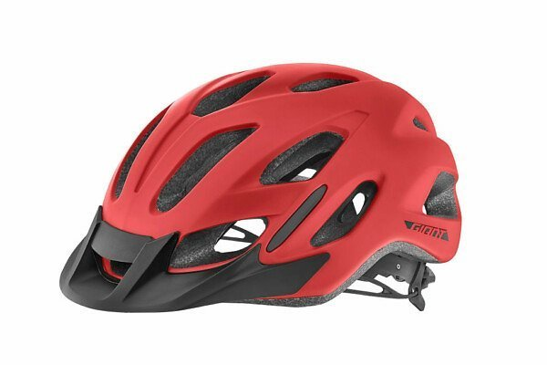 Giant Compel ARX Kids Helmet - Red
