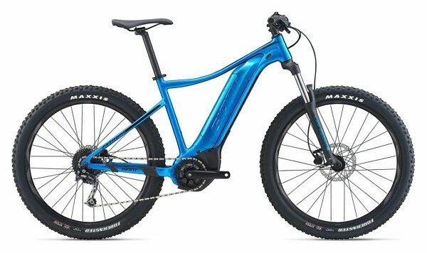 "Giant Fathom E+ 3 27.5"" Electric Mountain Bike Hard Tail - 2020"