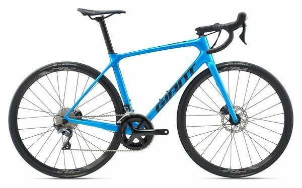 Giant TCR Advanced 1 Disc Road Bike - 2020
