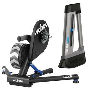 Wahoo KICKR Smart Turbo Trainer (2018) & CLIMB Grade Simulator – Bundle