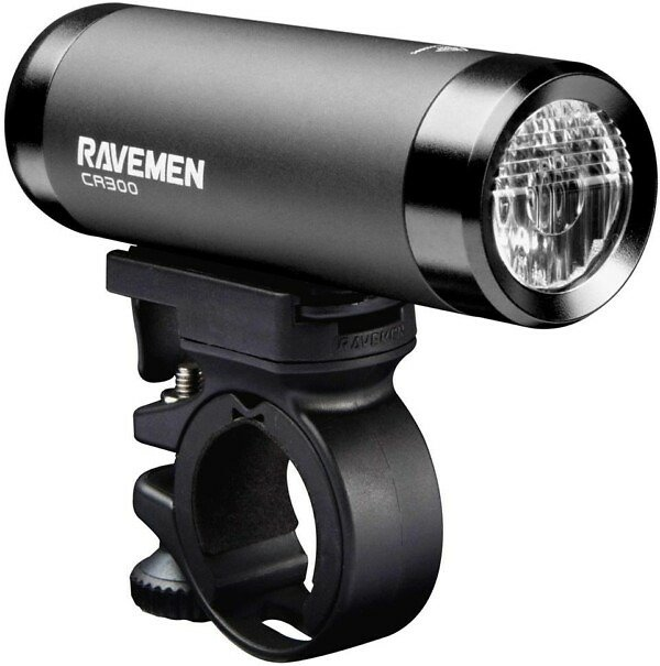 Ravemen CR300 USB Rechargeable DuaLens Front Light
