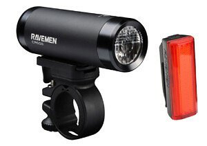 Ravemen CR500 & TR20 USB Rechargable Light Set