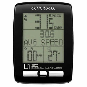 Echowell Ui 20 Wireless Cycling Computer
