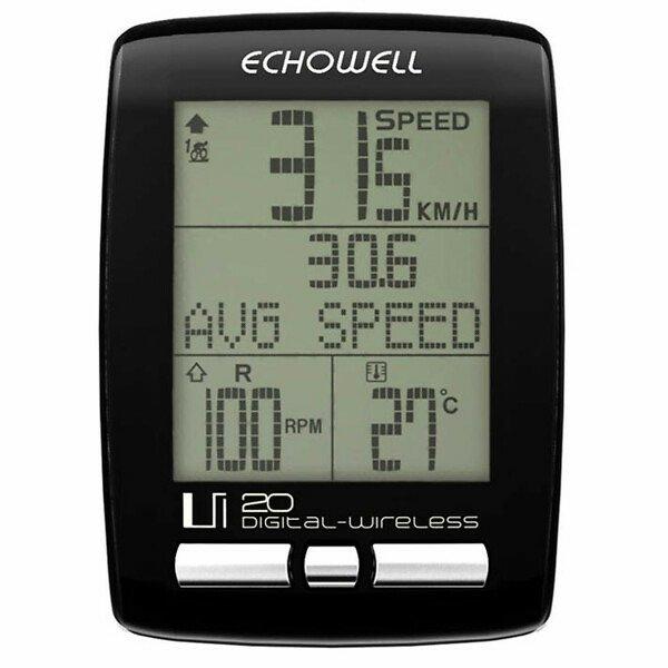 Echowell Ui 20 Wireless Cycling Computer