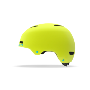 Giro Dime FS Youth/Junior Bike Helmet - Matte Citron/Iceberg
