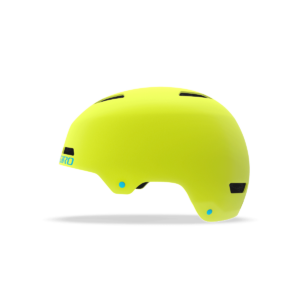 Giro Dime Youth/Junior Bike Helmet - Matte Citron/Iceberg