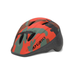 Giro Me2 Bike Helmet - Matt Glowing Red Cam