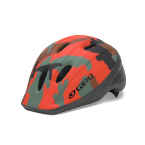 Giro Rodeo Bike Helmet - Matte Glowing Red Cam