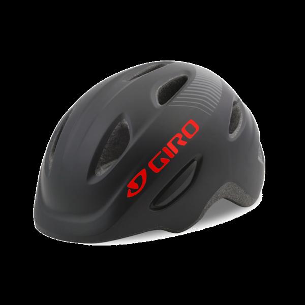 Giro Scamp Youth/Junior Bike Helmet - Matte Black