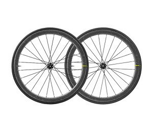 Mavic Cosmic Pro Carbon SL UST Tour de France Disc Wheels - Roe Valley Cycles