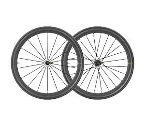 Mavic Cosmic Pro Carbon SL UST Tour de France Wheels - Roe Valley Cycles