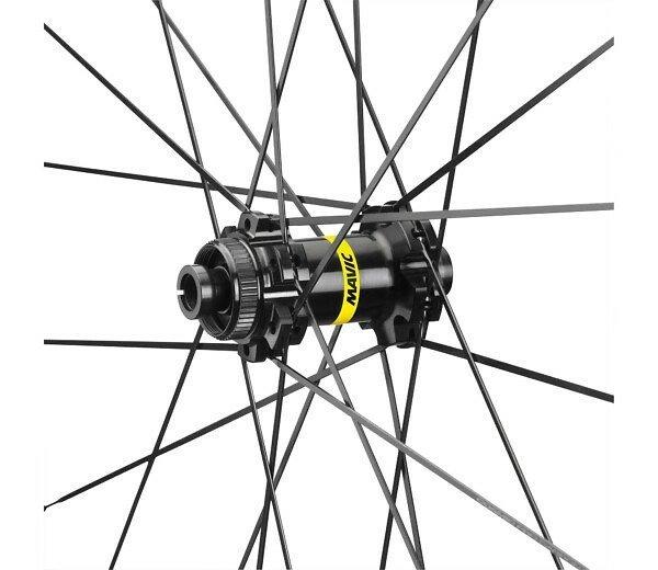 Mavic Cosmic Pro Carbon UST Disc Wheels