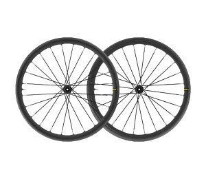 Mavic Ksyrium Elite UST Disc Wheelset - Roe Valley Cycles