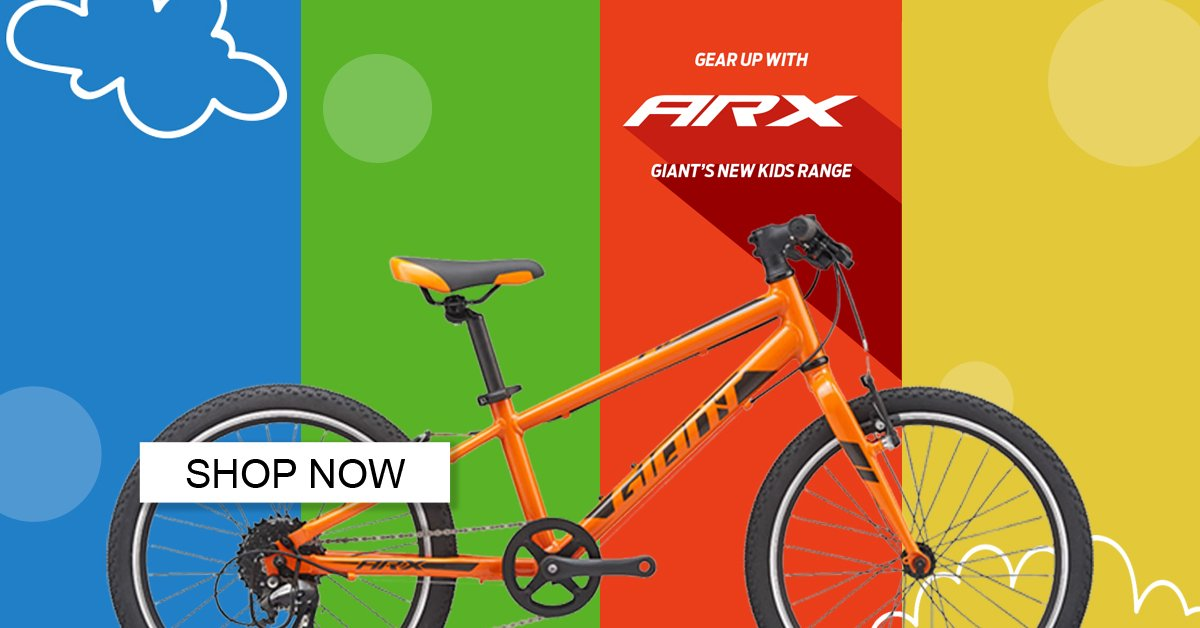 GIANT ARX KIDS BIKES - ROE VALLEY CYCLES