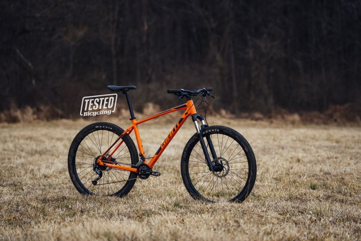 Giant Talon 2 29 2020 - Roe Valley Cycles