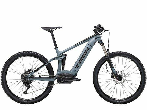 Trek Powerfly FS 4 G2 Mountain Bike (2020) - Roe Valley Cycles