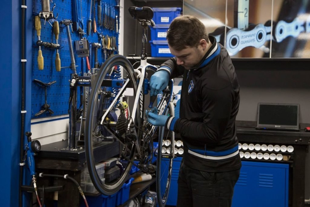 REPAIRS & SERVICING - ROE VALLEY CYCLES