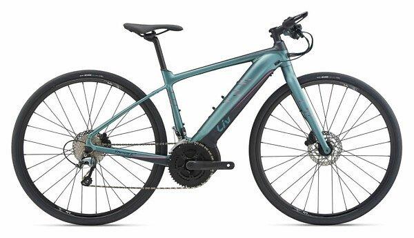 Liv Thrive E+ 2 Pro Women's Electric Bike (2020) - Roe Valley Cycles