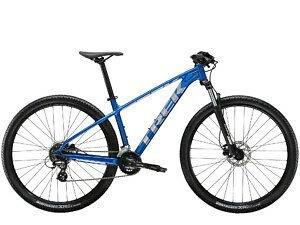 Trek Marlin 6 Mountain Bike (2020) - Alpine Blue - Roe Valley Cycles