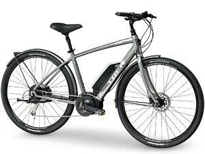 Trek Verve+ Electric Bike (2019) - Roe Valley Cycles