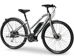 Trek Verve+ Lowstep Electric Bike (2019) - Roe Valley Cycles