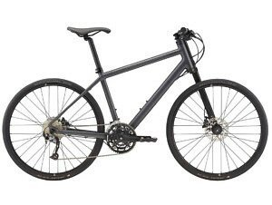 Cannondale Bad Boy 3 Hybrid Bike - 2018 - Roe Valley Cycles