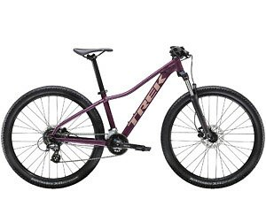 Trek Marlin 6 Women's Mountain Bike - 2020 - Matte Mulberry - Roe Valley Cycles