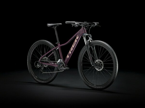 Trek Marlin 6 Women's Mountain Bike - 2020 - Matte Mulberry - Roe Valley Cycles