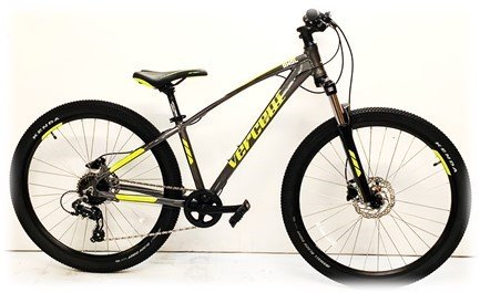 """Vercelli Awol 26"""" Gents Disc Alloy Mountain Bike - Roe Valley Cycles"""