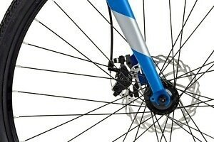 "Viking Urban-S 18"" Hybrid Bike - Roe Valley Cycles"