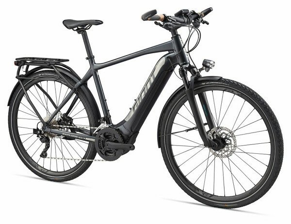 Giant Explore E+ 1 Pro Electric Bike - 2020 - Roe Valley Cycles