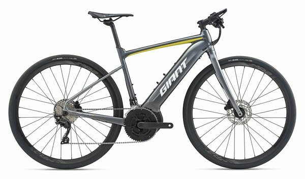 Giant FastRoad E+ 1 Pro Electric Bike - 2020 - Roe Valley Cycles