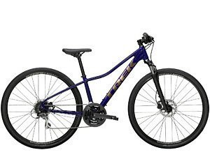 Trek Dual Sport 2 Women's Hybrid Bike - 2021 - Roe Valley Cycles