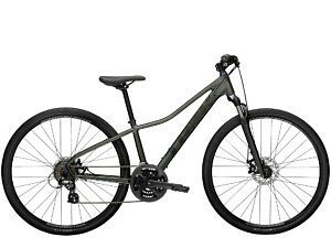 Trek Dual Sport 1 Women's Hybrid Bike - 2021 - Roe Valley Cycles