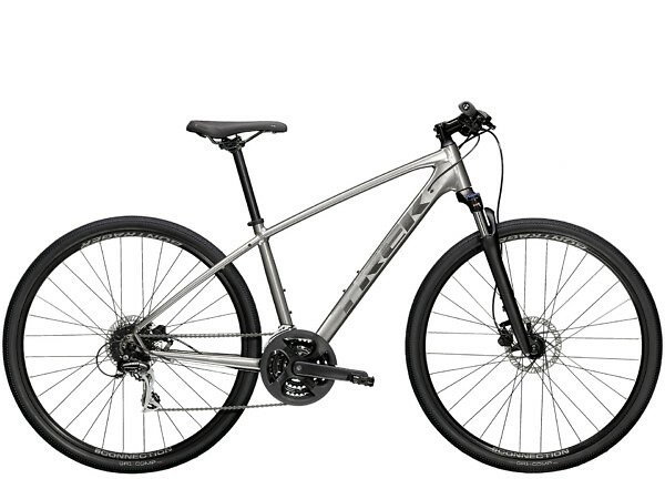 Trek Dual Sport 2 Hybrid Bike – 2021 - Roe Valley Cycles