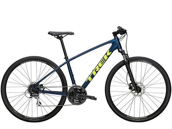 Trek Dual Sport 2 Hybrid Bike – 2021 - Roe Valley Cycles