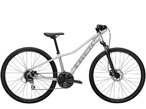 Trek Dual Sport 2 Women's Hybrid Bike - 2021 - Roe Valley Cycles