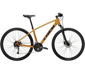 Trek Dual Sport 3 Hybrid Bike - 2021 - Roe Valley Cycles