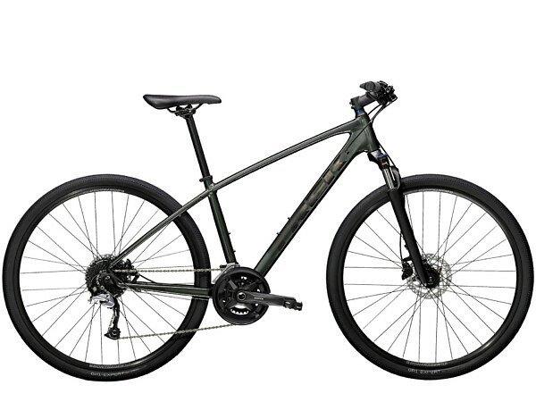 Trek Dual Sport 3 Hybrid Bike - 2021 - Roe Valley Cycles